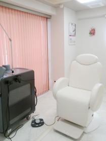 美容処置室